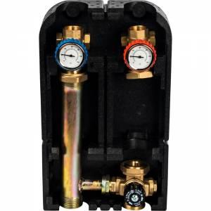 Насосная группа с термостатическим смесительным клапаном 1