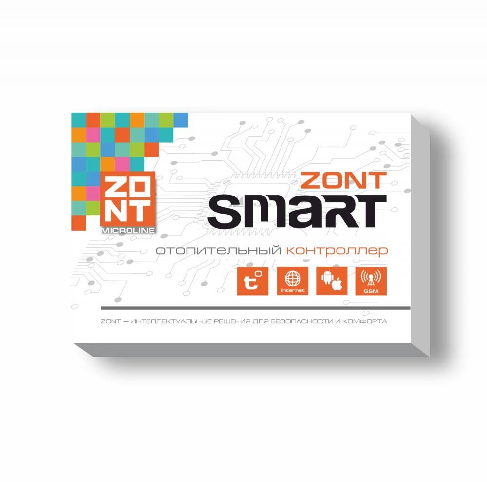 Zont smart отопительный контроллер