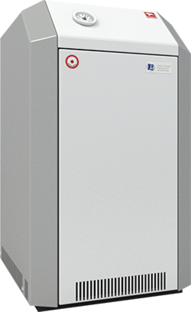 Котёл газовый стальной напольный lemax премиум 50 одноконтурный с автоматикой sit 820 nova