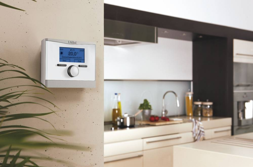 Автоматический регулятор отопления
