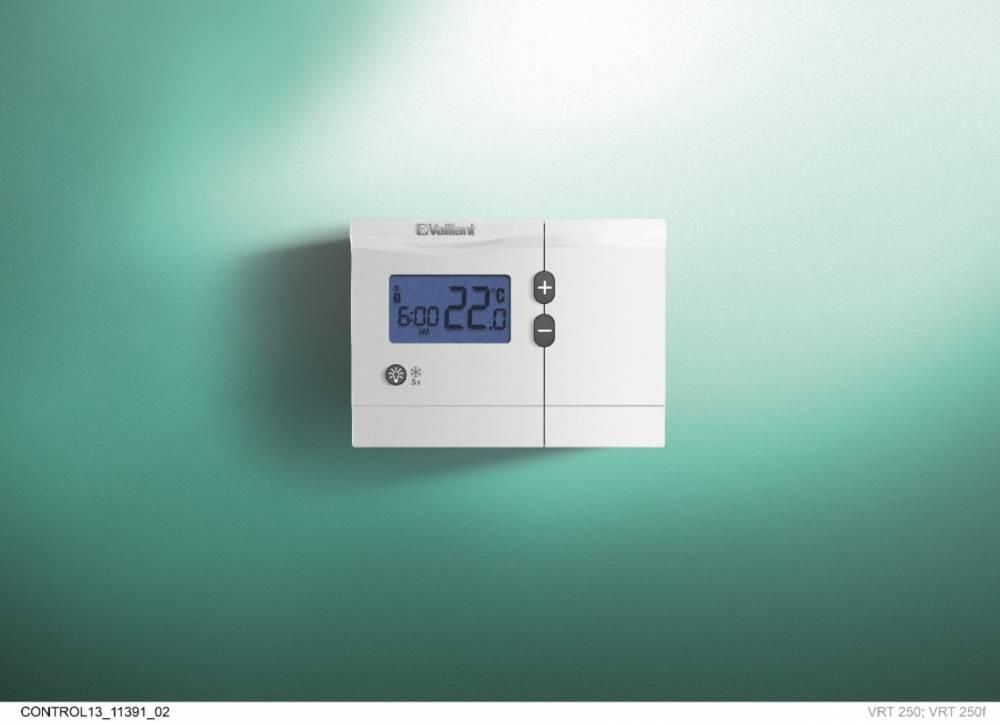 Комнатный термостат vrt 250