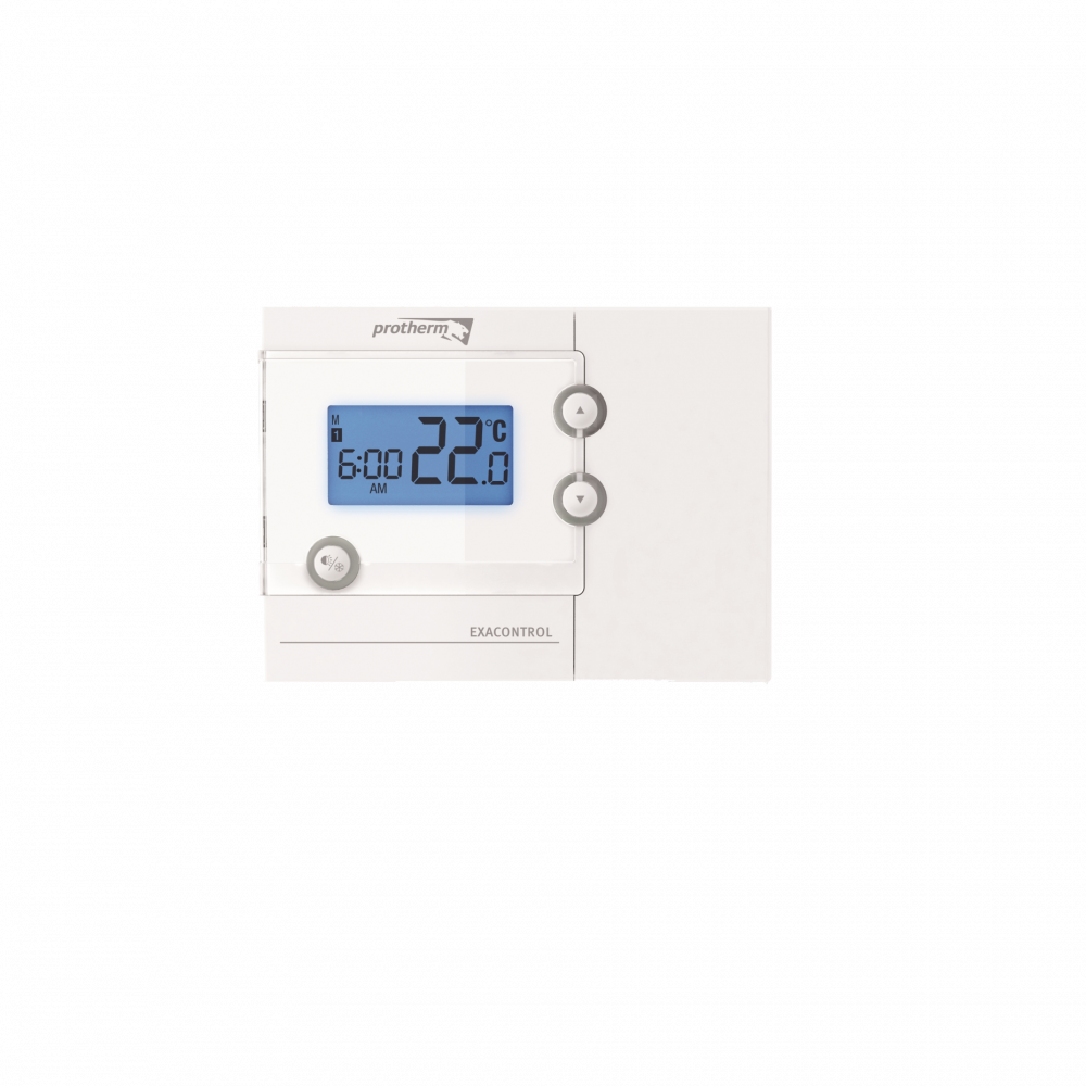 Exacontrol 7 комнатный регулятор температуры