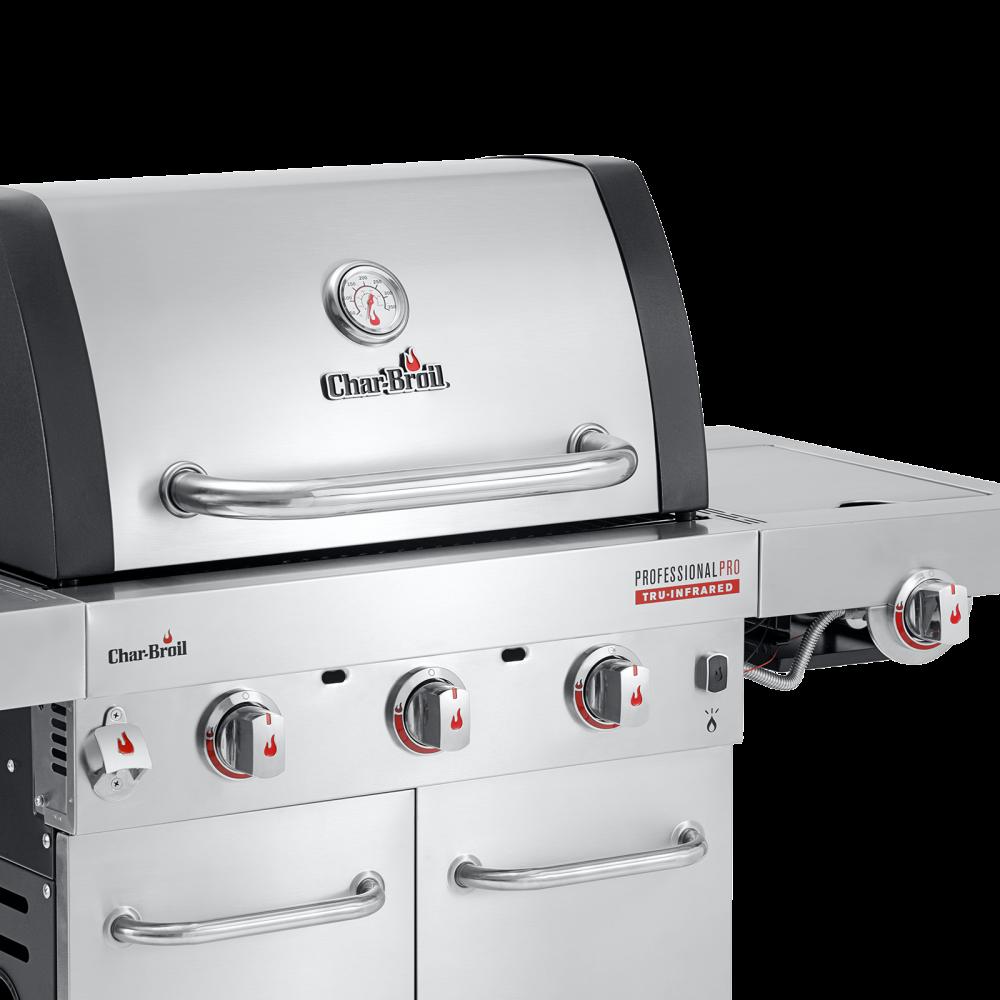 Газовый гриль Char-Broil Professional Pro 3S