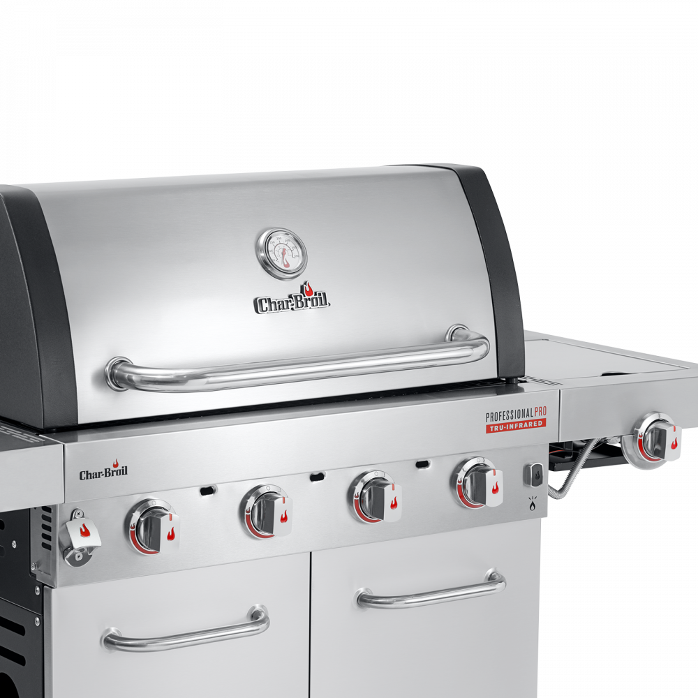 Газовый гриль Char-Broil Professional Pro 4S