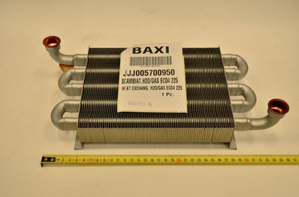 Теплообменник Baxi