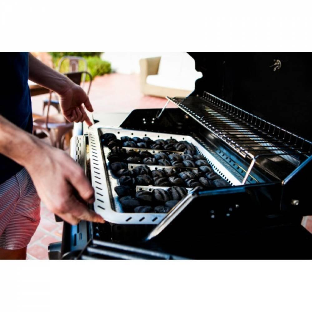 Угольный + Газовый гриль Char-Broil Gaz2Coal Hybrid 3B