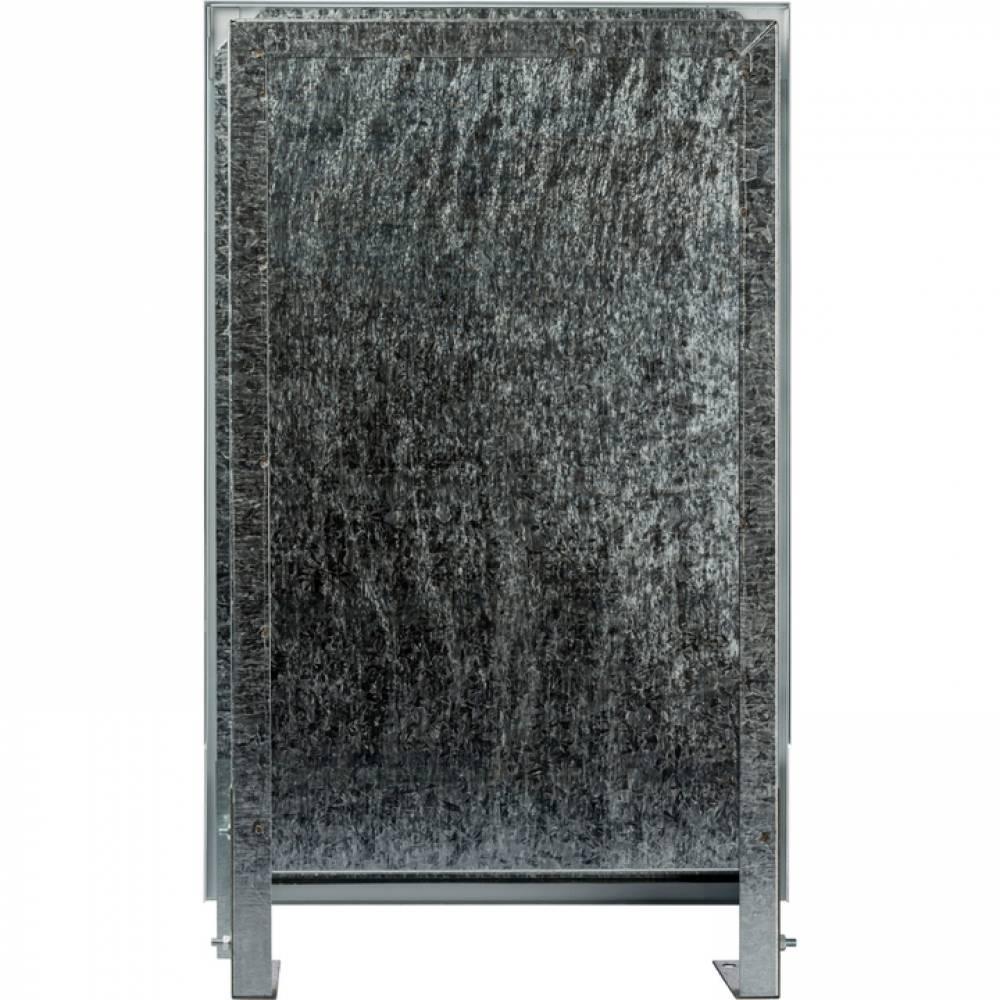 Шкаф распределительный встроенный 1-3 выхода (ШРВ-0) 670х125х404