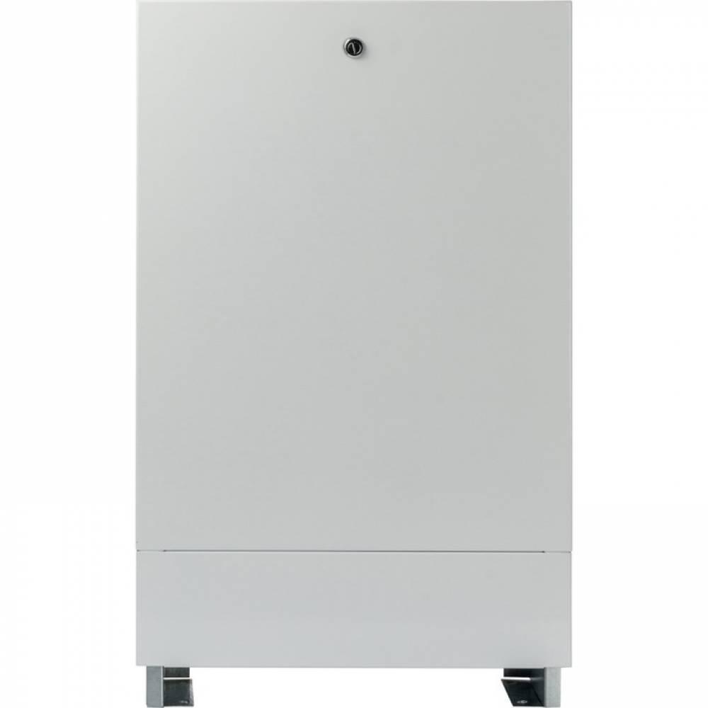Шкаф распределительный встроенный 4-5 выходов (шрв-1) 670х125х496