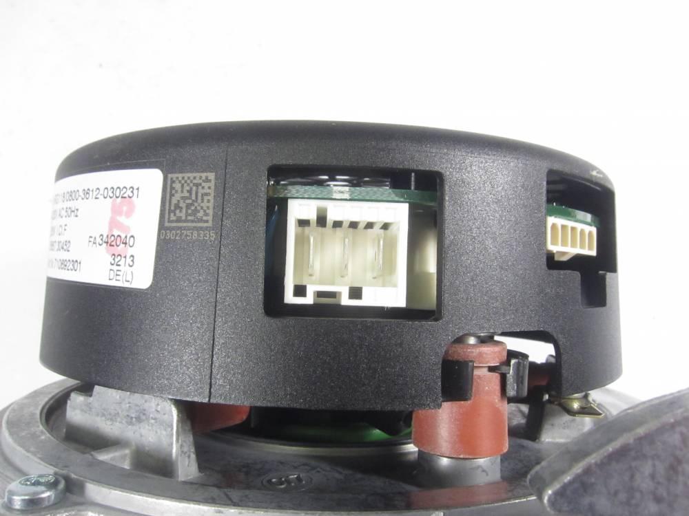 Вентилятор NRG118 Baxi