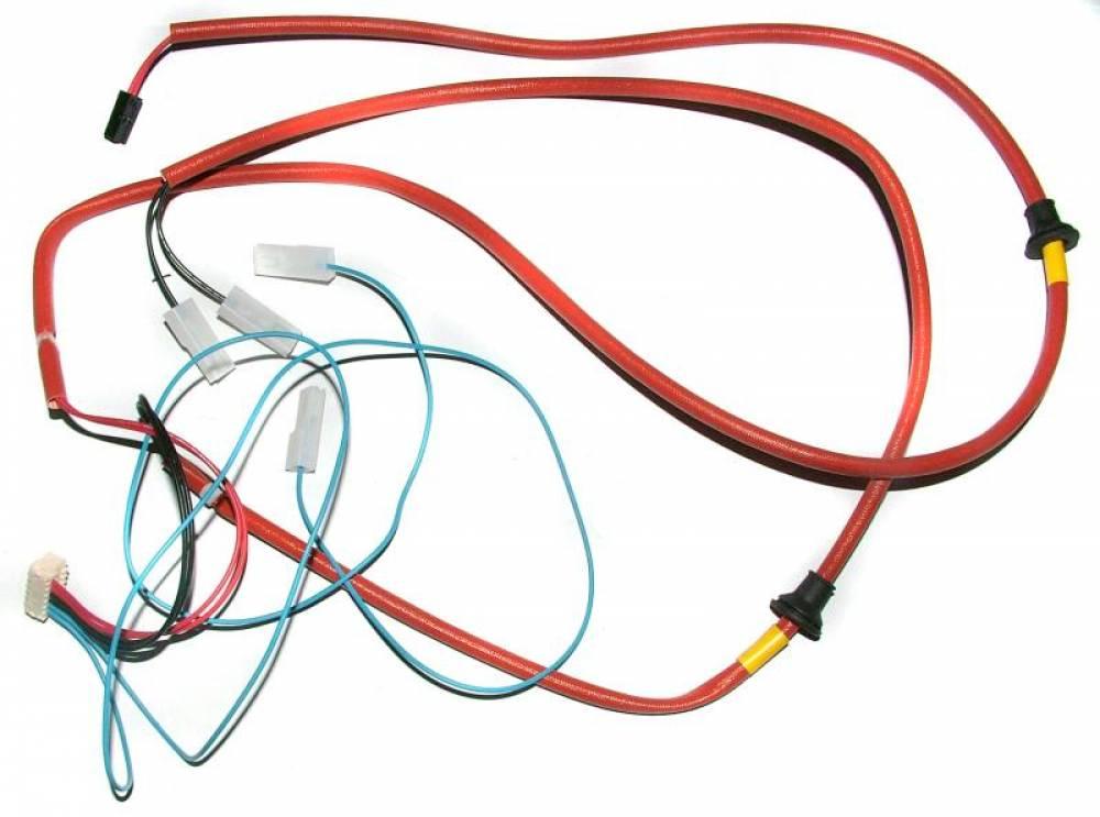 Проводка электрическая низковольтная (от разъем платы Х4 к термостату перегрева, датчику NTC отопления, пневмореле)