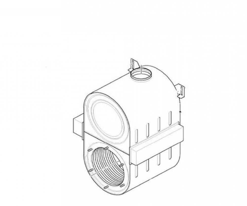 Теплообменник первичный 656-7 VAILLANT