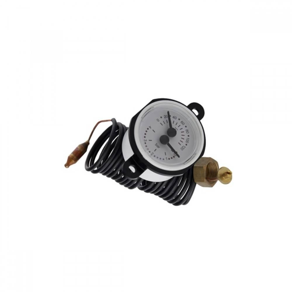 Термоманометр Baxi