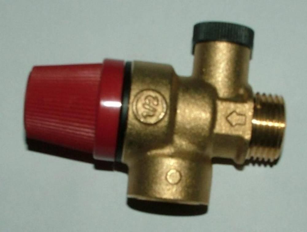 Клапан предохранительный бойлера (8 бар) Baxi