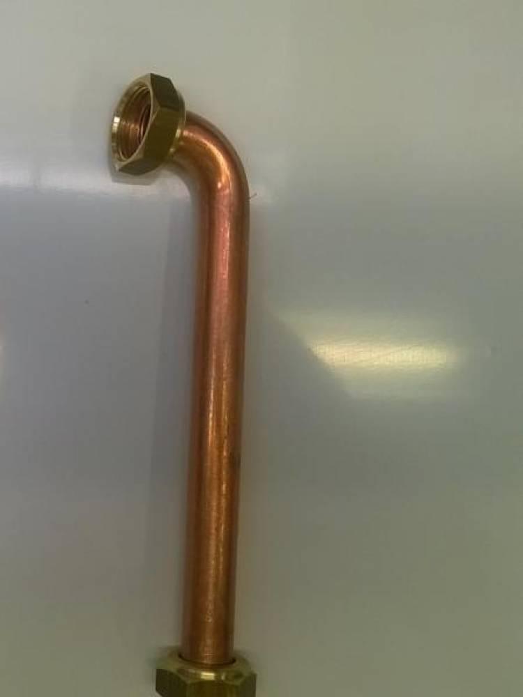 Трубка соединительная котел/змеевик Baxi