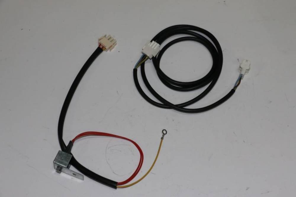 Термостат предохранительный отходящих газов с проводом Baxi