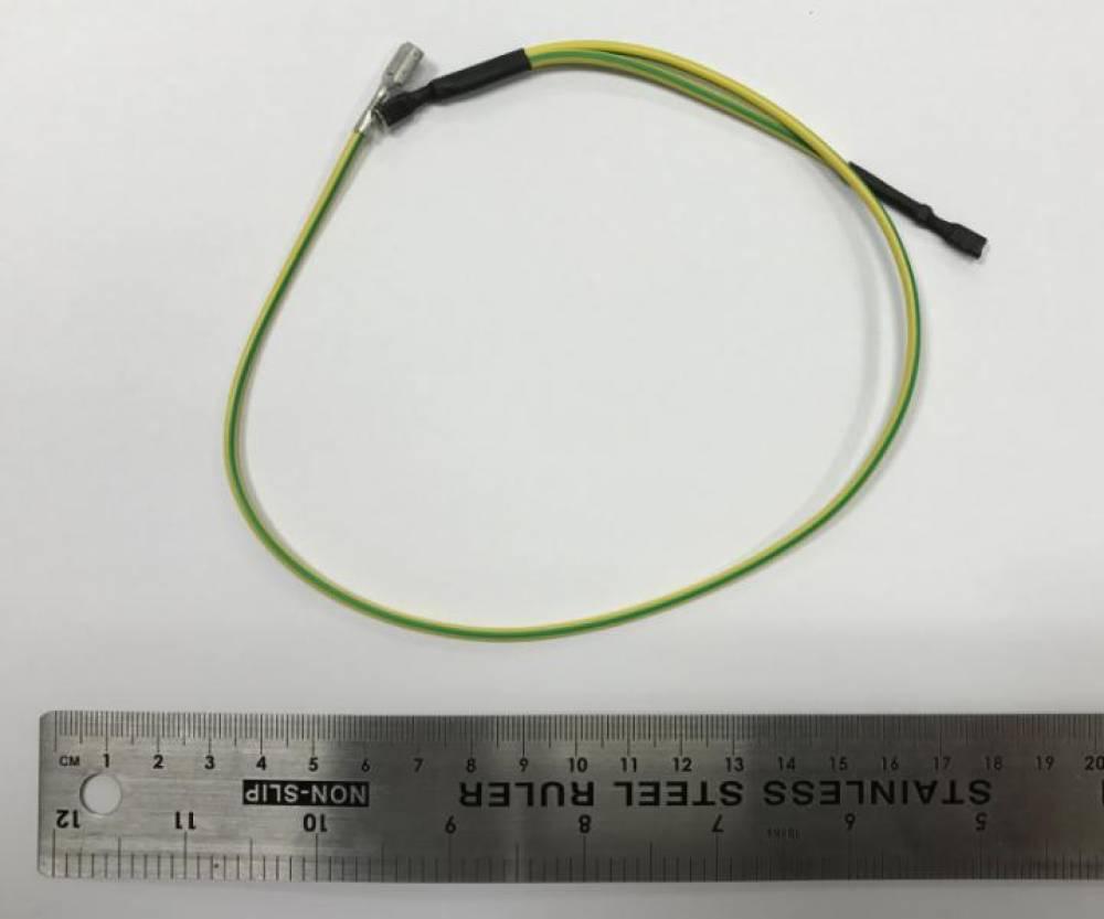 Заземляющий провод для блока двойного розжига Baxi