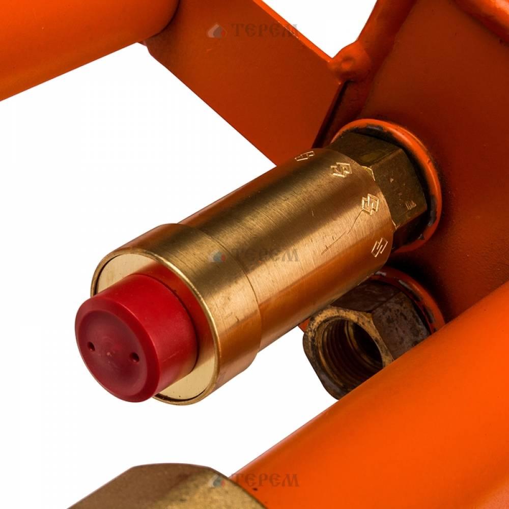 Гидравлическая стрелка 32 (3 м3/час, 85 кВт при ΔТ=25 °C), DN 32