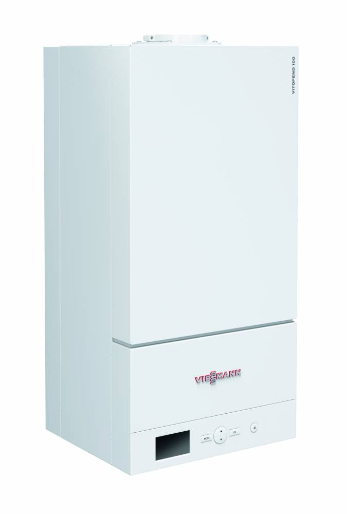 Настенный газовый котел VIESSMANN Vitopend 100 W тип A1JB011 29,9 кВт, двухконтурный, закр.камера