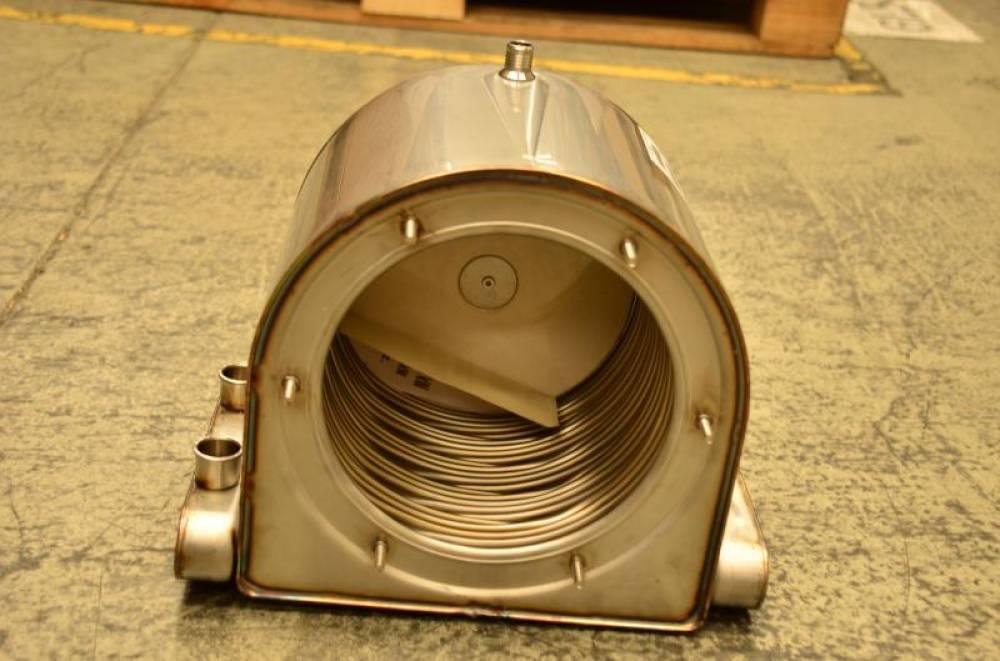 Теплообменник основной CLASSIC 5/1-45 kW Baxi