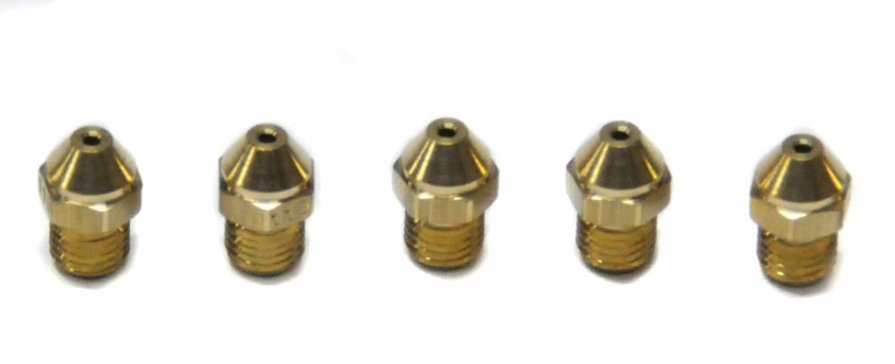Инжекторы для природного газа комплект 1,18 - 13 шт Baxi