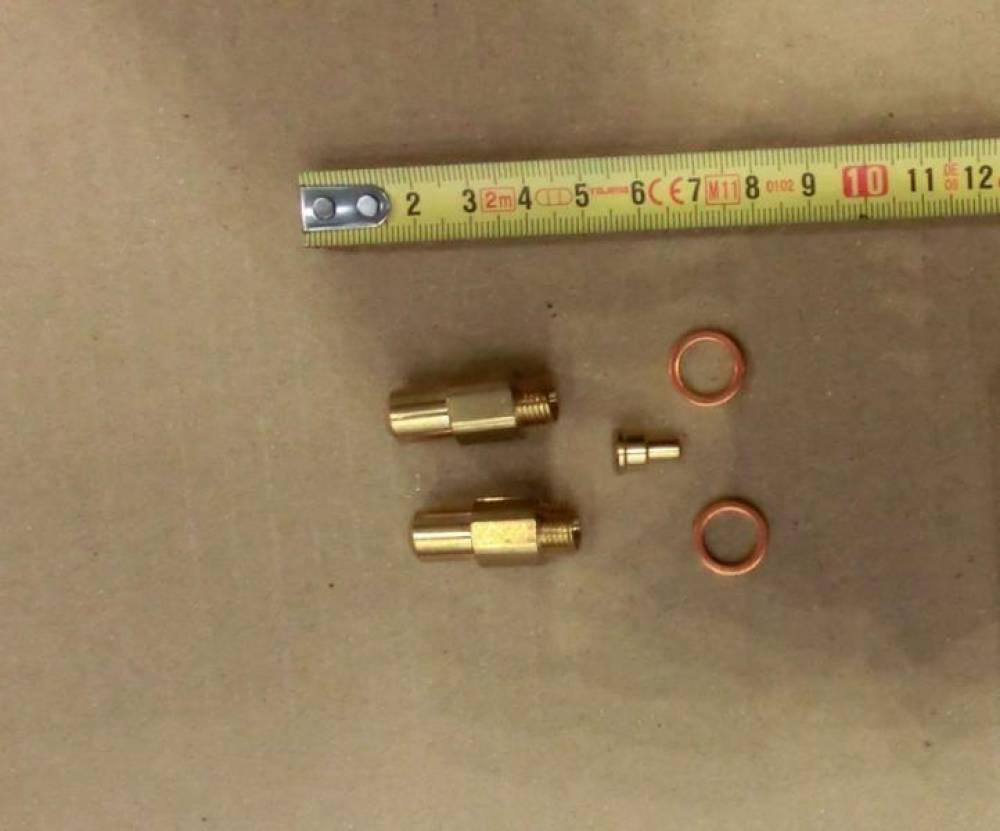 Инжекторы для сжиженного газа Baxi