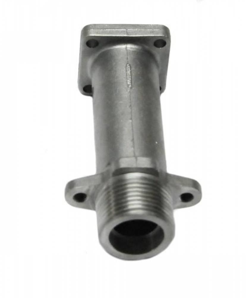 Патрубок на входе газового клапана Baxi