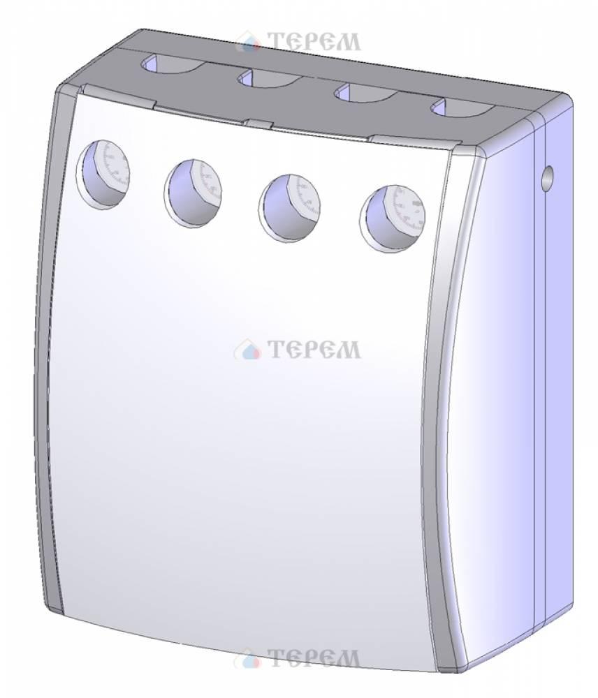 Насосно-смесительный модуль Kombimix 2 MKST_UPSO 15-65