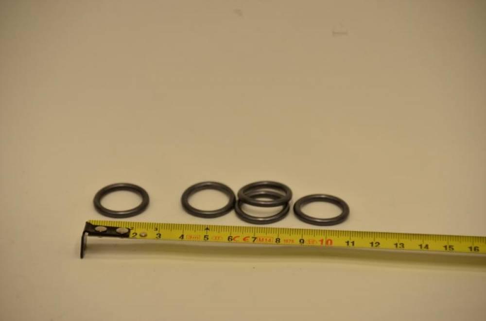 Уплотнение кольцевое газового патрубка 18 X 3 NBR Baxi