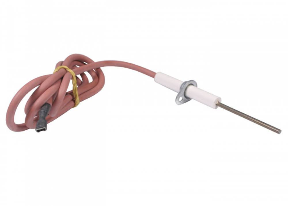 Электрод контроля пламени с кабелем Baxi