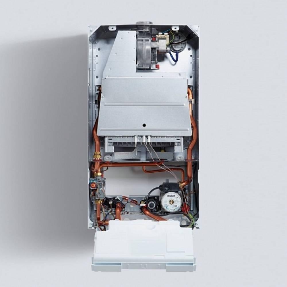Настенный двухконтурный газовый котел turboTEC plus VUW 202/5-5