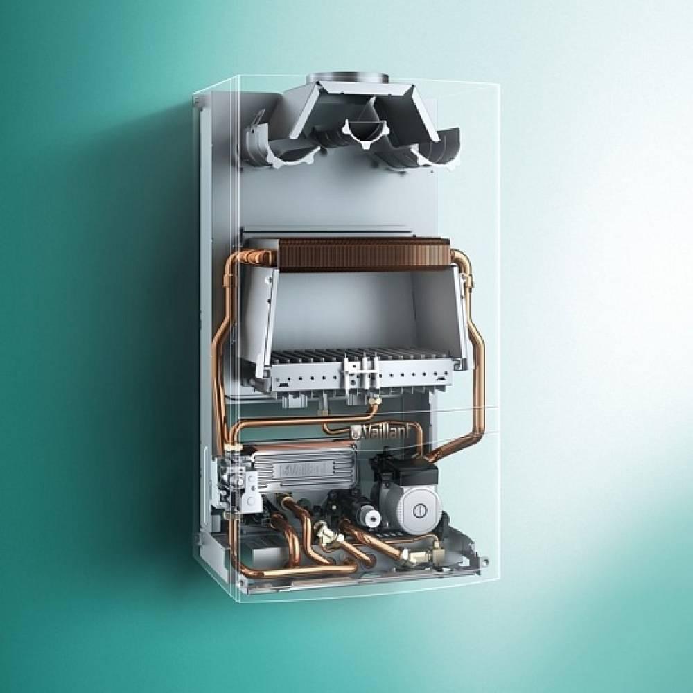 Настенный одноконтурный газовый котел atmoTEC plus VU 200/5-5
