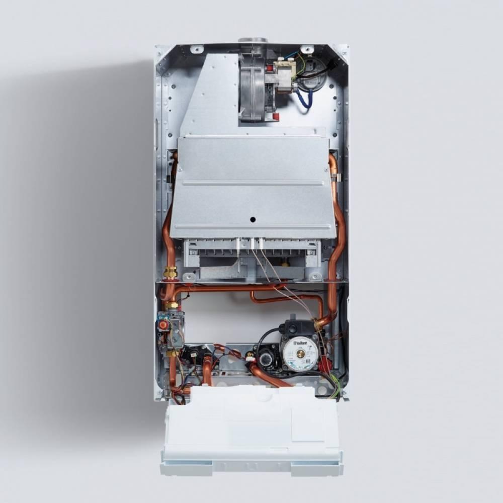 Настенный одноконтурный газовый котел turboTEC plus VU 122/5-5