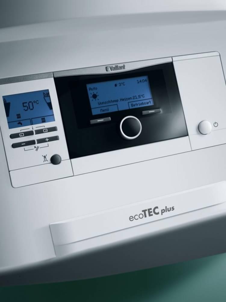Настенный одноконтурный газовый котел ecoTEC plus VU INT IV 346/5-5 Н