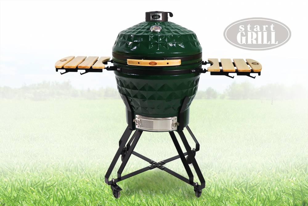 Керамический гриль Start Grill SG24 PRO