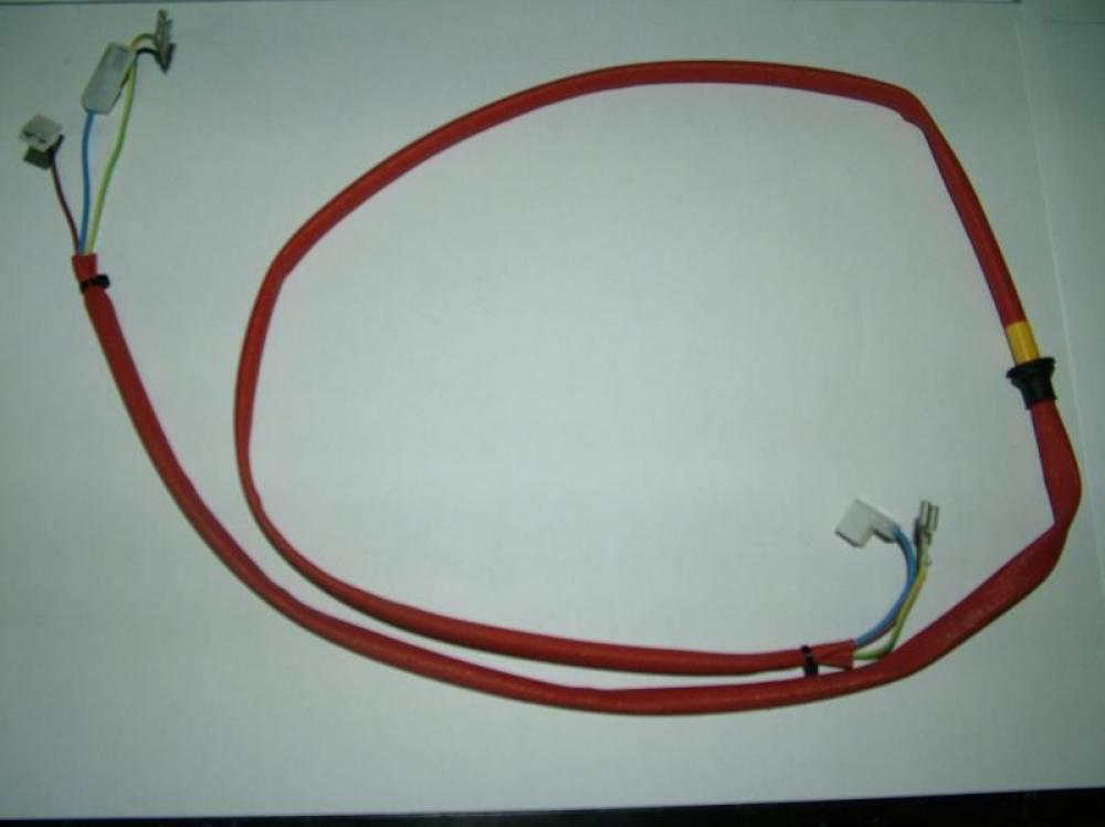 Проводка электрическая вентилятора от разъема платы Х2 Baxi