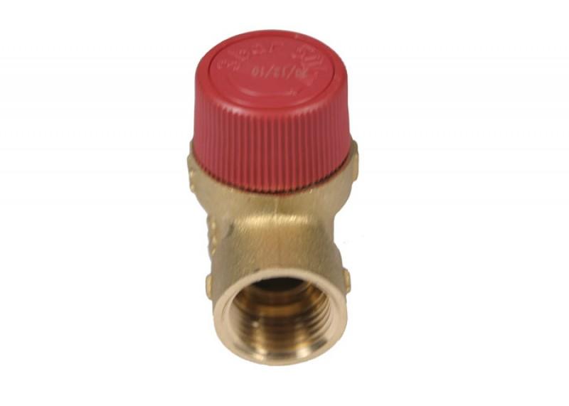 Гидравлический предохранительный клапан 3 бар (сбросной клапан)