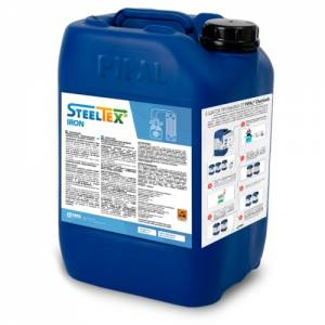 Реагент для промывки котлов и теплообменников SteelTEX® IRON 10 кг