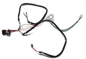 Проводка электрическая: низковольтная от разъемов платы А5 и А11 к модулятору газового клапана, датчику температуры СО, клеммной колодке М3.