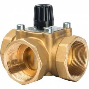 3-х ходовой смесительный клапан 2