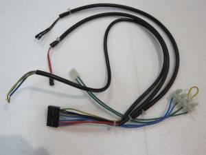 Проводка электрическая до 36 В от разъема А5 к модулятору газового клапана