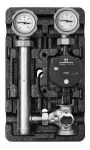 Насосная группа MK смесительная , с насосом Grundfos UPM3 Hybrid 25-70* 1