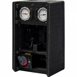 Насосная группа MK смесительная с электронным термостатом 20-80° без насоса, 1