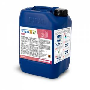 Реагент для промывки котлов и теплообменников SteelTEX® INOX 5 кг