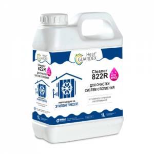 Реагент для промывки систем отопления HeatGUARDEX® Cleaner 822R 1 л