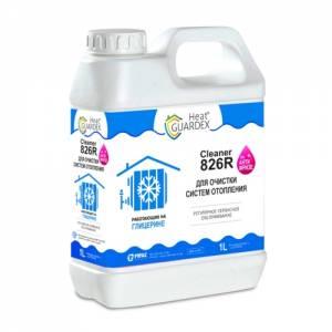 Реагент для промывки систем отопления HeatGUARDEX® Cleaner 826R 1 л