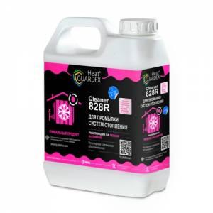Реагент для промывки систем отопления HeatGUARDEX® CLEANER 828R 1 л