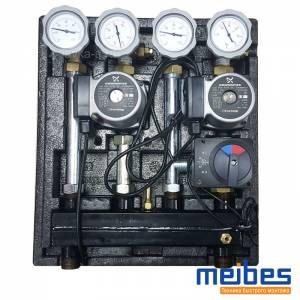 Насосно-смесительный модуль Kombimix 2 MKST/STM_Wilo Yonos Para 15/6 RKC