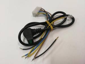 Проводка электрическая (от разъема платы Х3В к насосу и клеммной колодке) Baxi