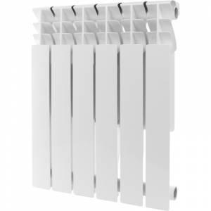 Алюминиевый радиатор Rommer   Plus 500