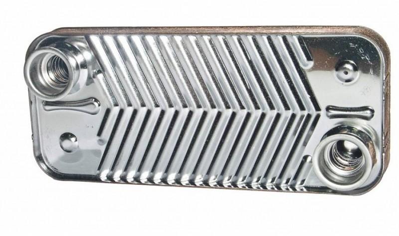 Теплообменник ГВС для Deluxe 35K